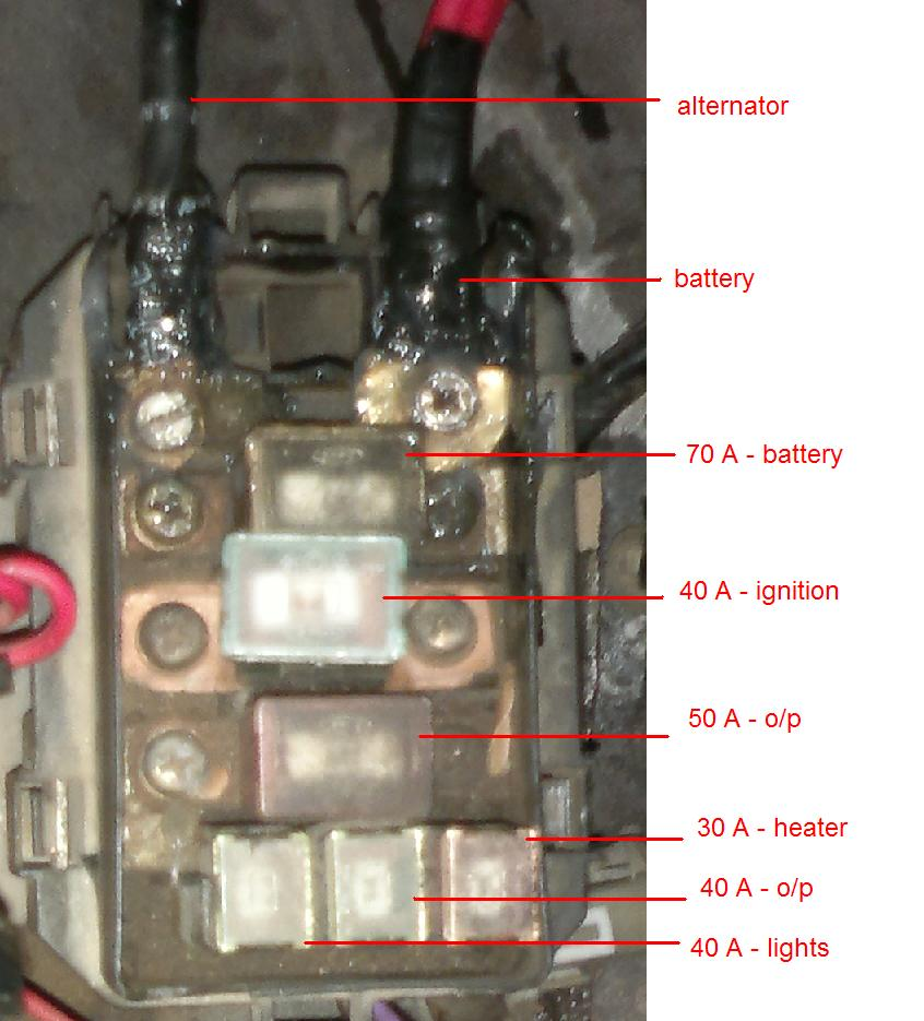 Fuse Box In Honda Jazz : Indian honda city underhood fusebox d series