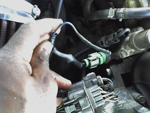 Solenoid hook up
