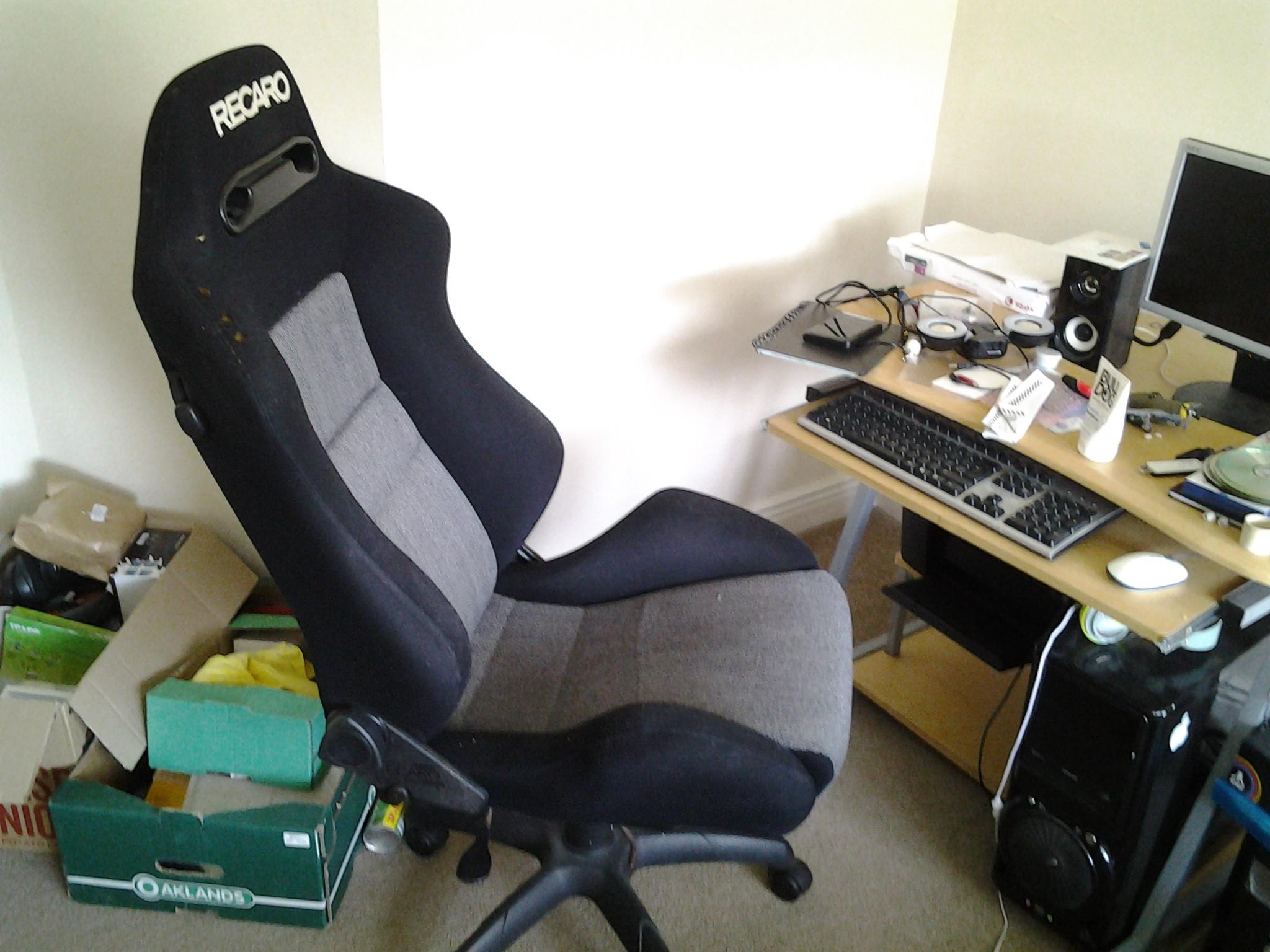 honda recaro seat office chair diy vid 20120903_151954jpg honda recaro seat office