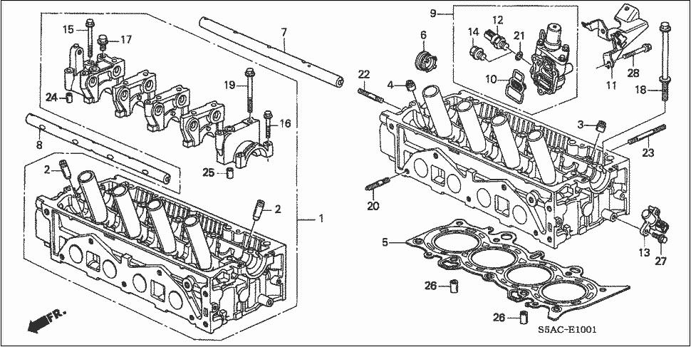 Hyundai Vacuum Diagram : Hyundai xg fuel system diagram imageresizertool