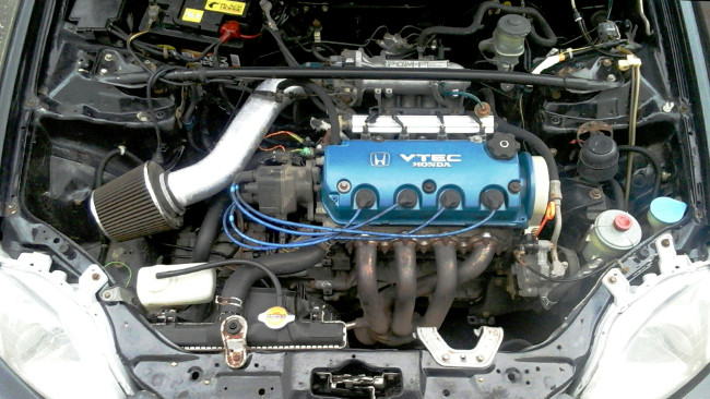 help: what kind of engine is this? specs? | EK9.org JDM EK9 Honda ...