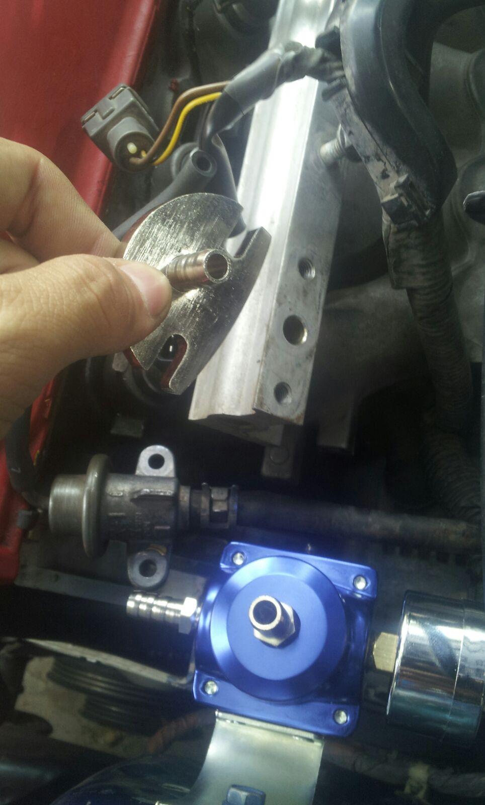 Walbro High Performance GCA3366 Electric Fuel Pump Kit Fits 92-00 Civic Integra