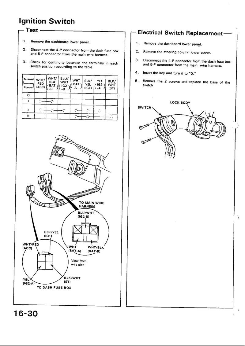 honda del sol repair manual pdf