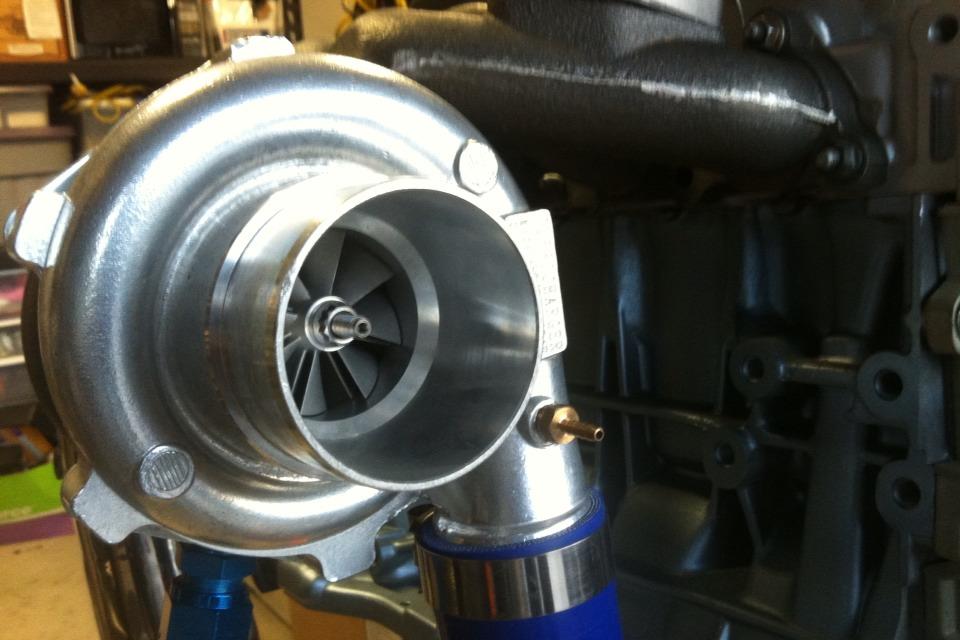 GODSPEED turbo kit review - D-series org