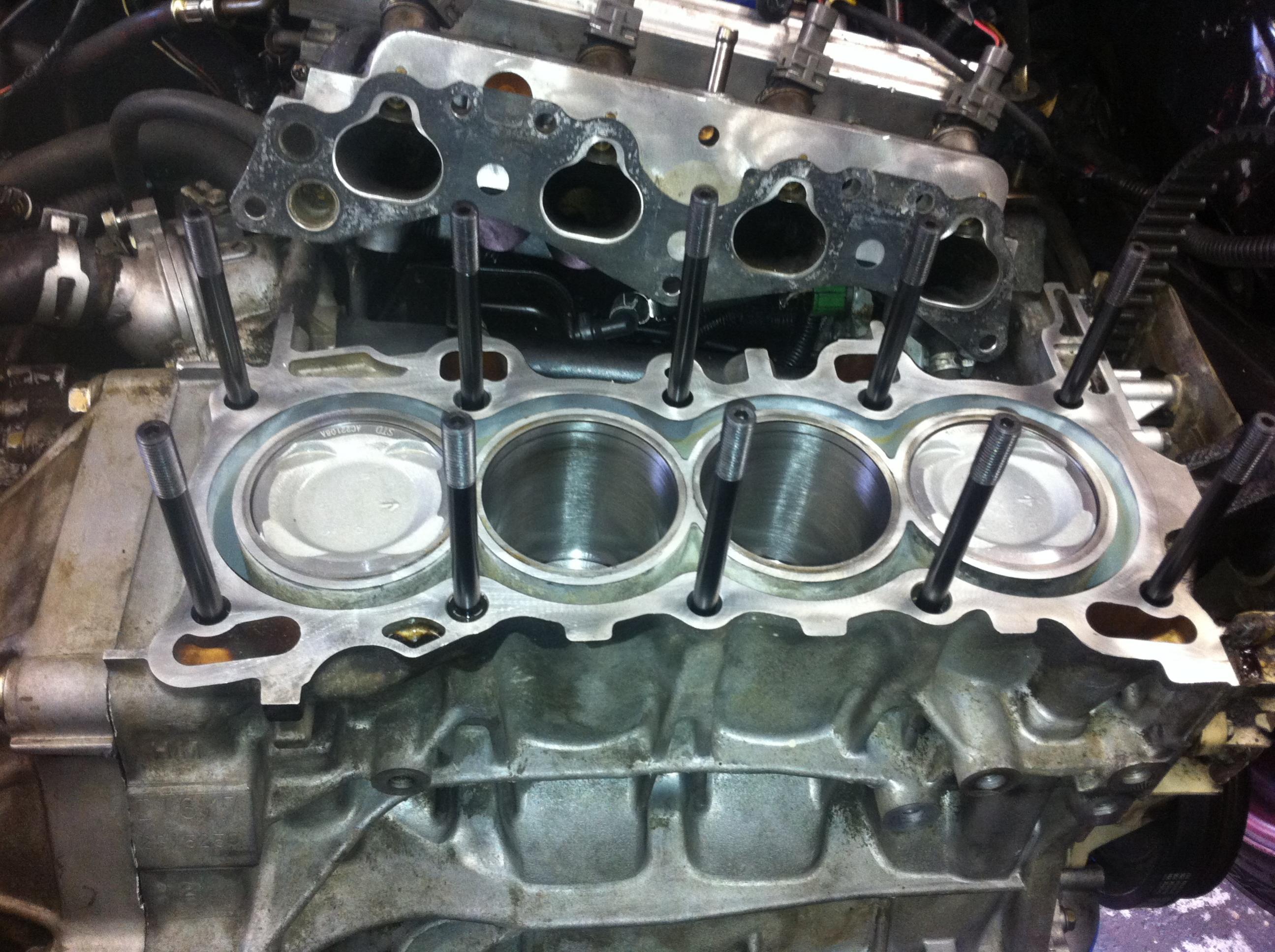 d16z6 turbo setup/build 250hp-198trq - D-series org
