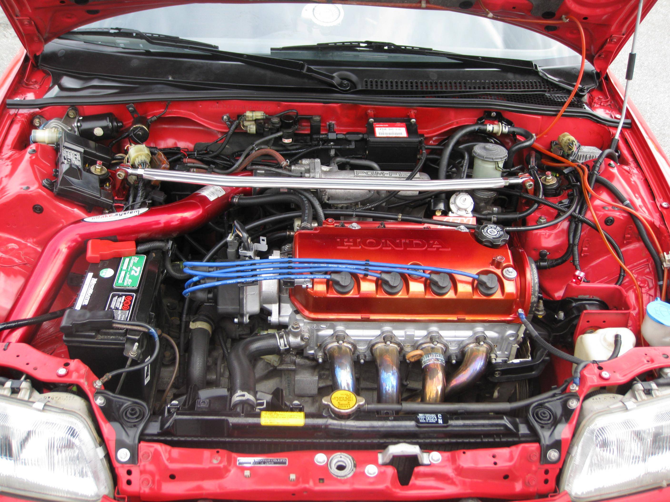 D Post Your Engine