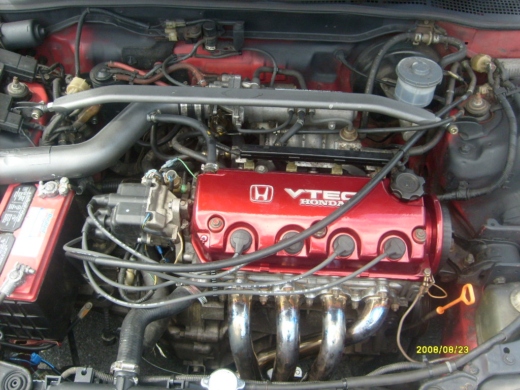 All motor d16 for Honda motor company stock